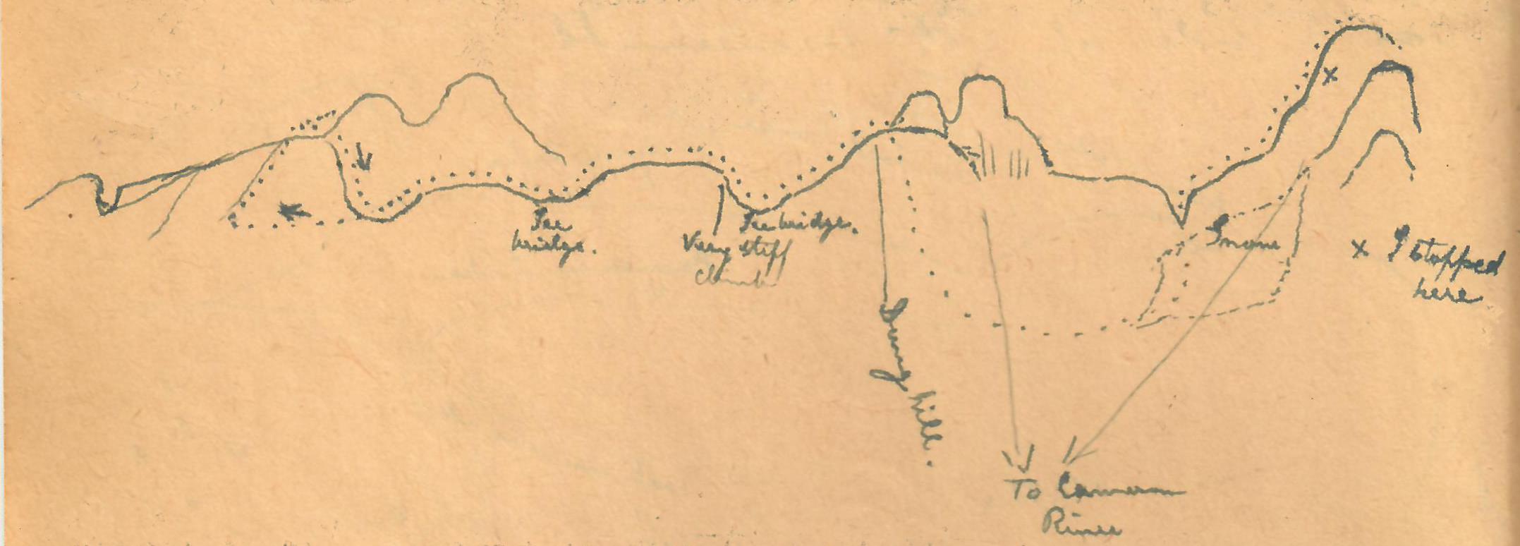 Stanley Baynes, Map 2